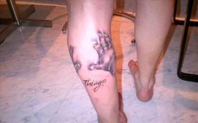Tatuaje nuevo de Lio Messi
