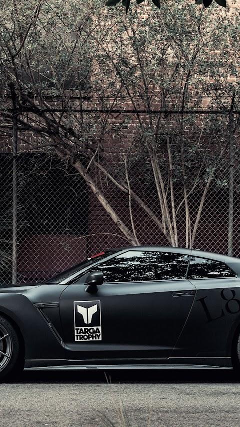Nissan GTR Matt