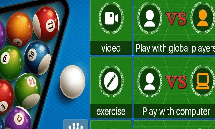 تحميل لعبة البلياردو الجديدة للكمبيوتر وللاندرويد مجانا Billiards