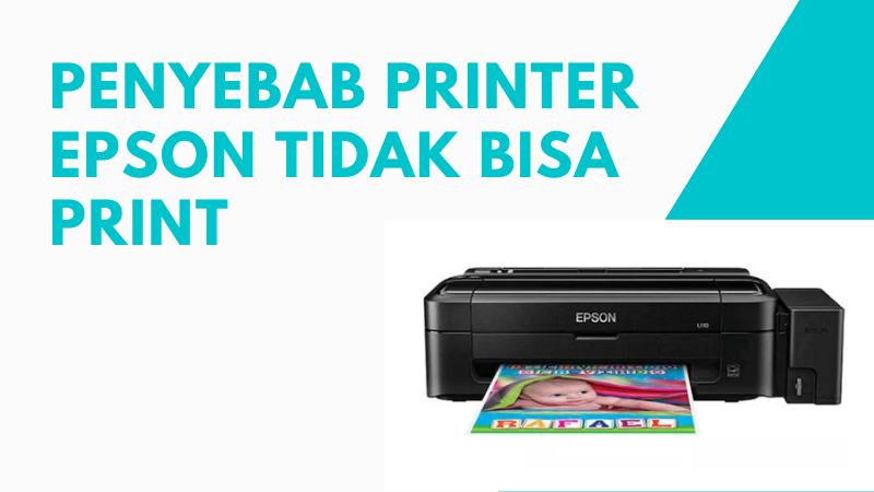 Penyebab printer epson tidak bisa mencetak gambar