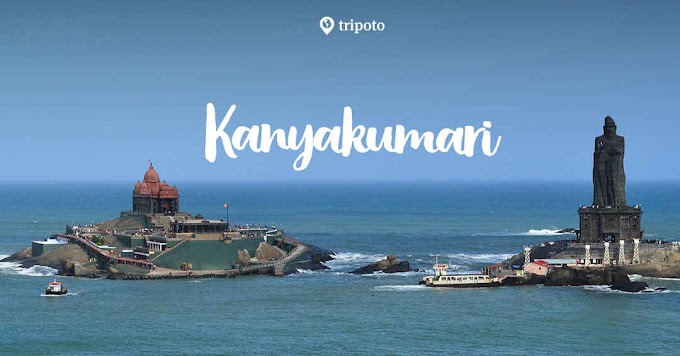 """KanyaKumari Tourism - """"The Lands End"""""""