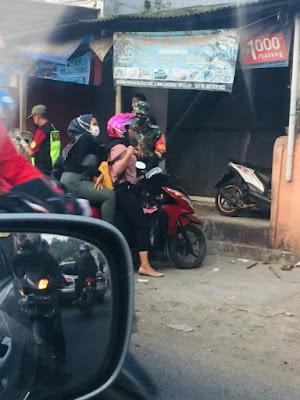 cek point PSBB Bandung barat
