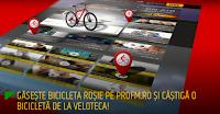 Castiga o bicicleta de la Veloteca