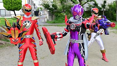 Kikai Sentai Zenkaiger Episode 26th Title & Description