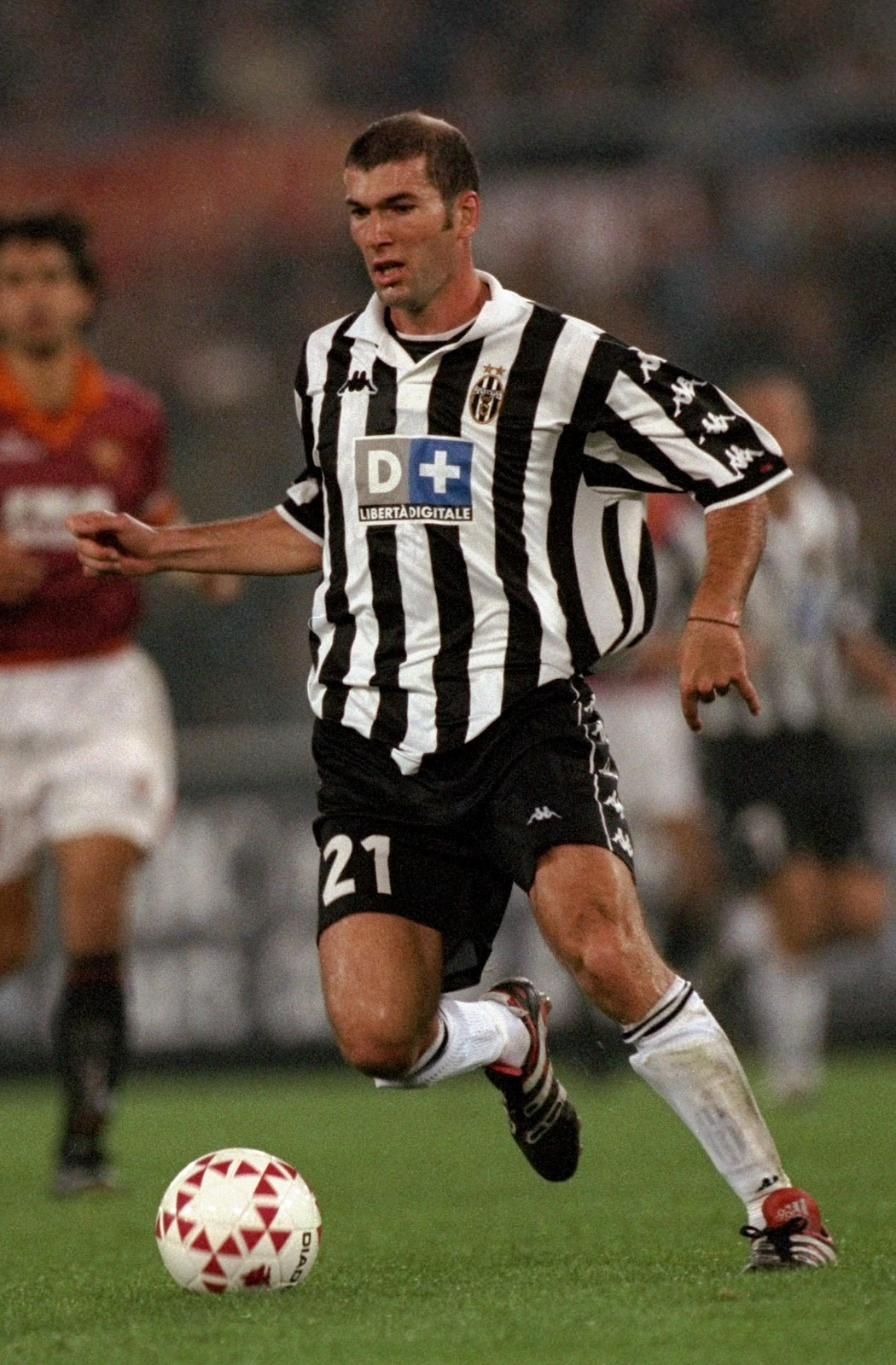 Profile Football Stars Zinedine Zidane