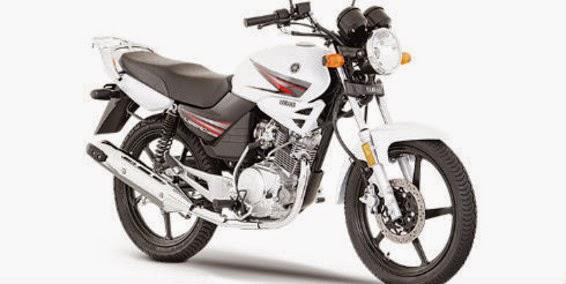 Yamaha libero 125: Blanca