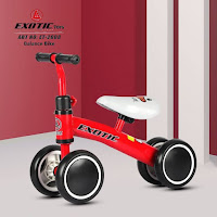 Sepeda balans anak exotic et2008 baby balamce bike