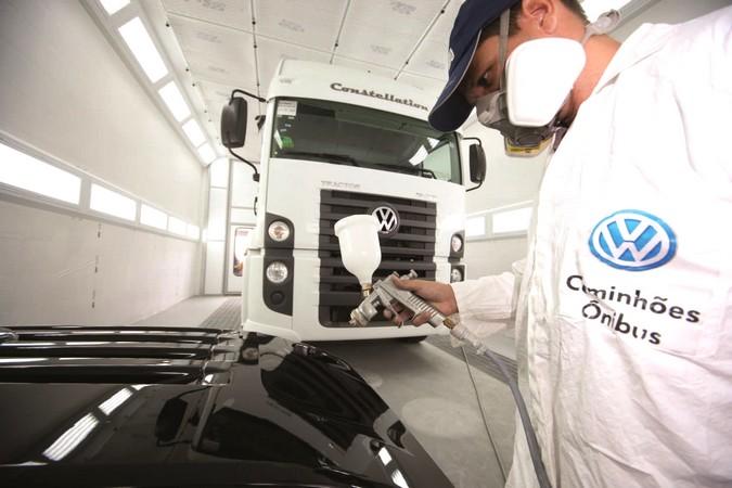 Apta investe investe R$ 1 milhão em novo Truck & Bus Center