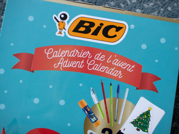 Review: BIC Advent Calendar 2021