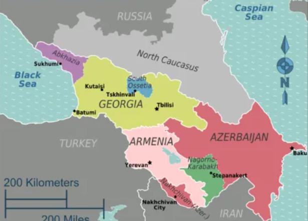 Si inasprisce il conflitto del Caucaso