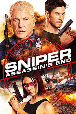 Sniper: Assassin's End 2020 DVD R1 NTSC Latino