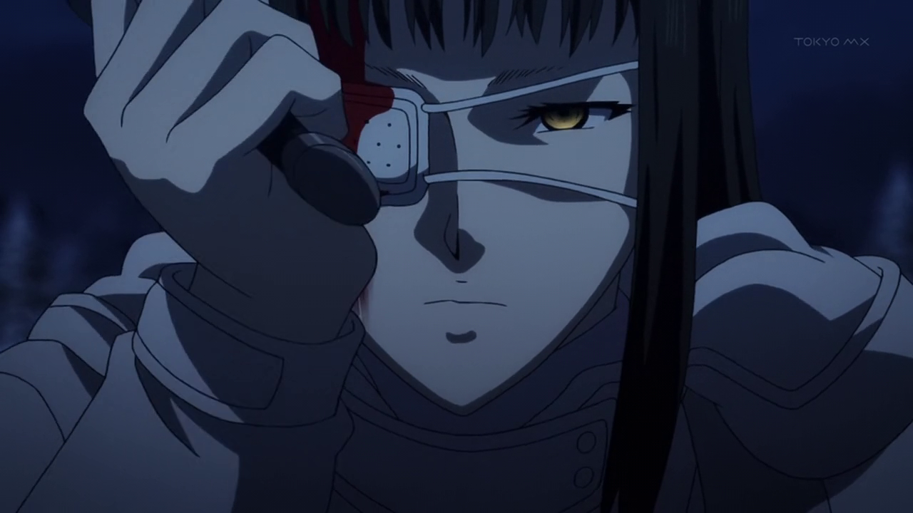 Jormungand 6-7: Ex-Major Valmet ~ Animeshoon