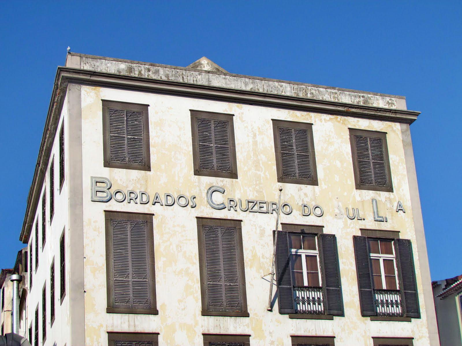 Bordados Cruzeiros do Sul old factory