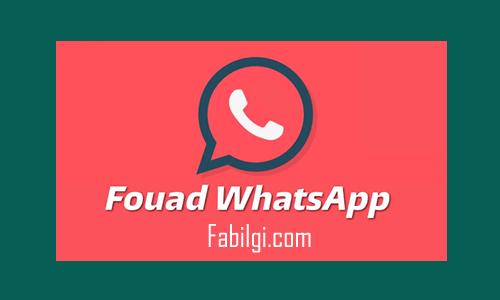 FMWhatsApp Plus v8.35 Süper Gelişmiş Whatsapp İndir 2021