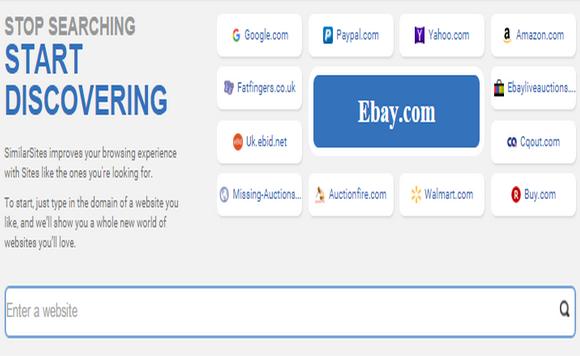 ابحث عن المواقع المشابهة لأي موقع تريد