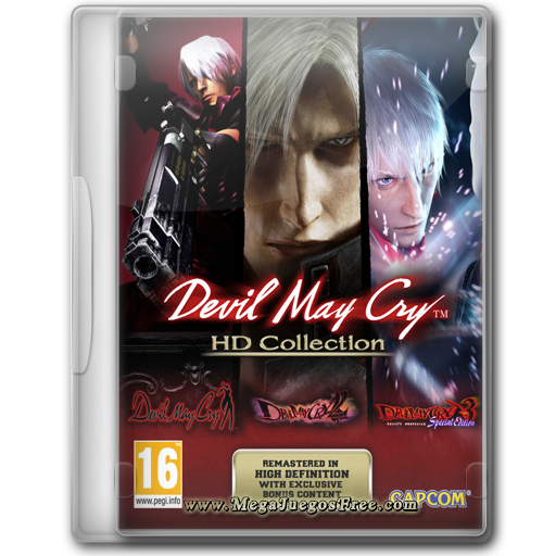 Devil May Cry HD Collection Full Español