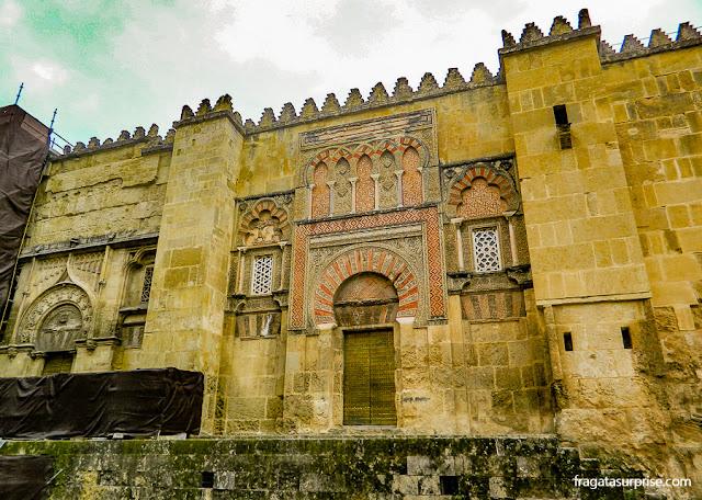 Muralha da Mesquita de Córdoba