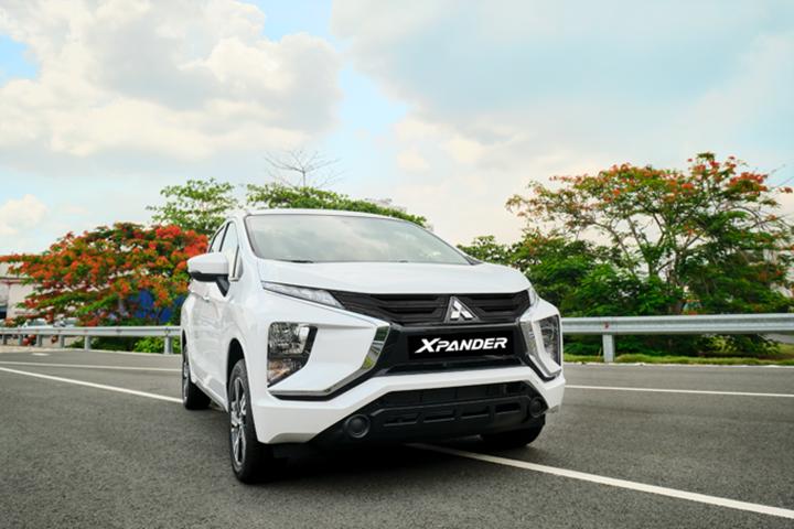 Mitsubishi Xpander MT 2020 giá 555 triệu đồng