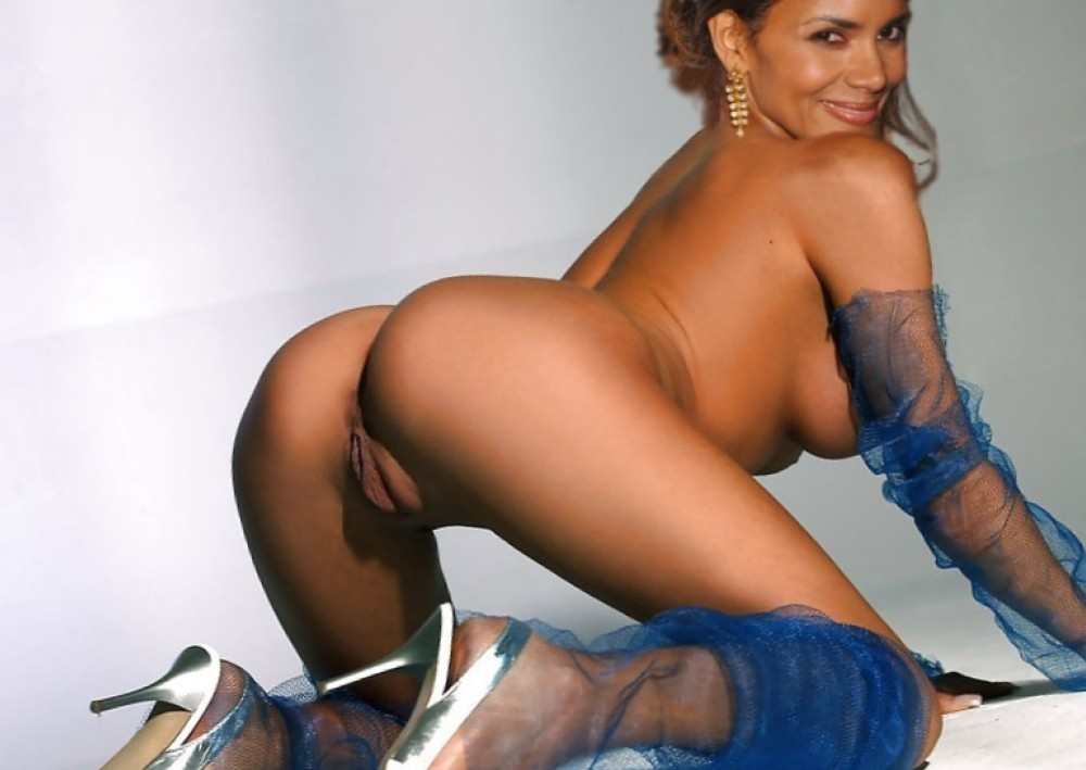 Beauty Halle Berry Nude Movie Pictures  Knittygurl-2005