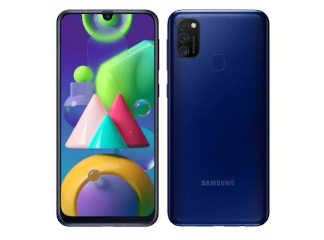 Samsung Galaxy M21 Full Spesifikasi & Harga Terbaru