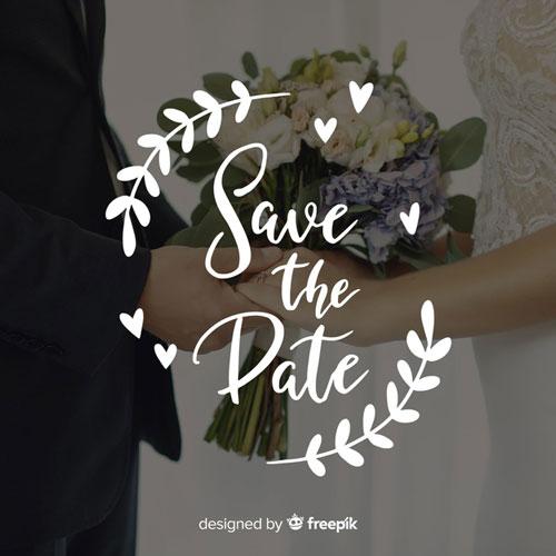 tips membuat desain undangan pernikahan dengan photoshop