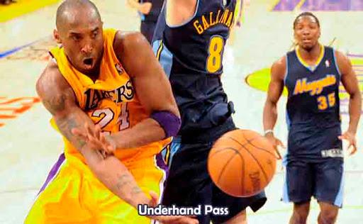 UnderHand Pass