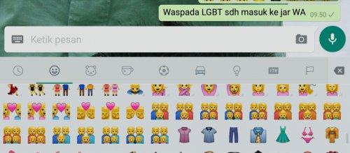 LGBT masuk WA
