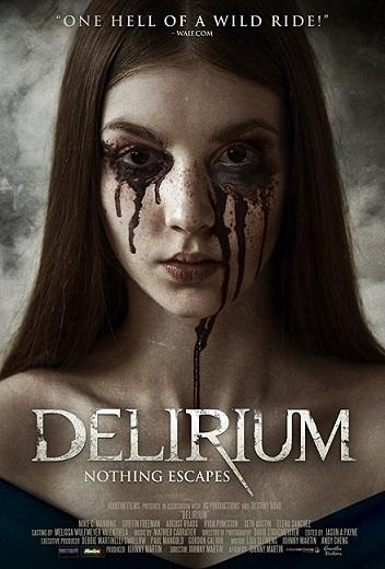 Terror En El Cine Delirium Trailer 2018