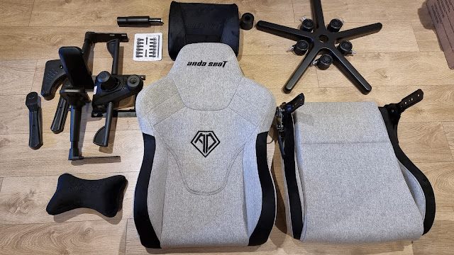 AndaSeat T-Pro 2 Review
