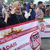 Datangi Polda Lampung, Elemen Tolak Deklarasi #2019GantiPresiden