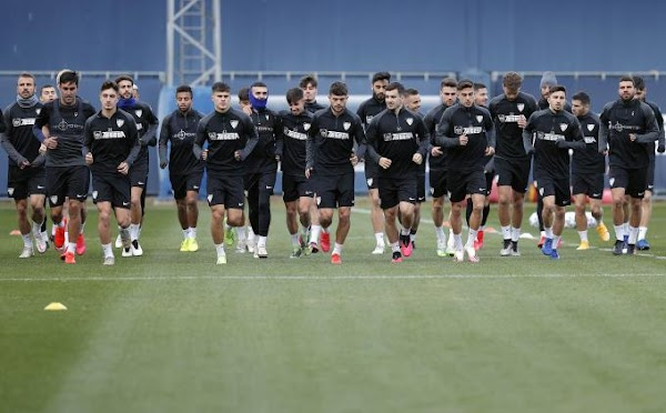 Málaga, tres jugadores dan positivo por COVID-19 y son aislados