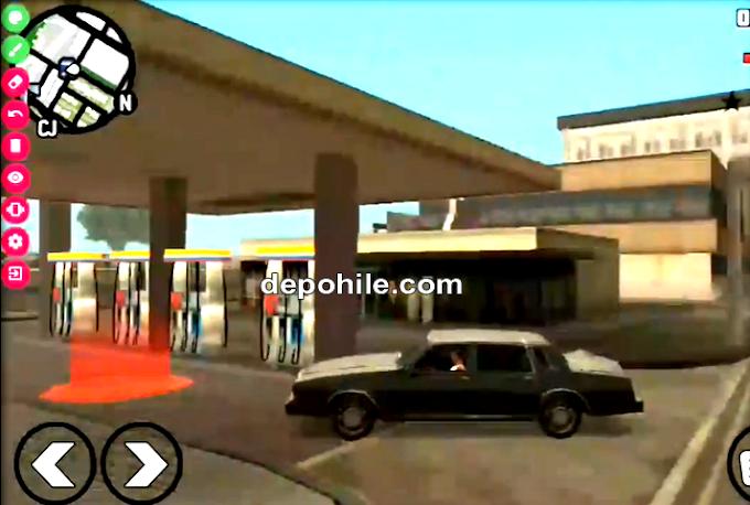 GTA SanAndreas Benzinlik Modu İndir, Kurulum Her Telefon 2021
