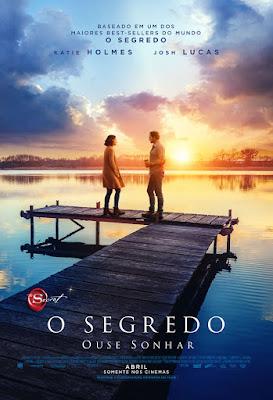 'O Segredo Ouse Sonhar', filme inspirado em best-seller mundial