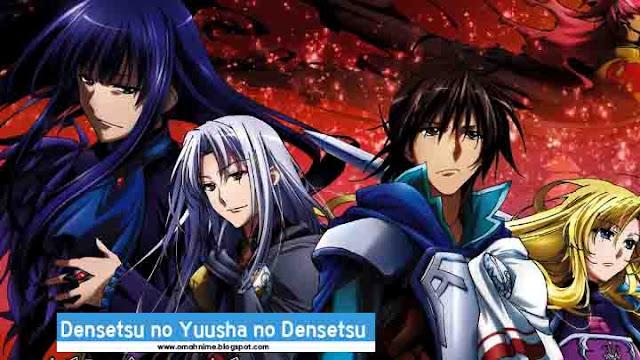 Densetsu no Yuusha no Densetsu BD Batch + OVA Subtitle Indonesia