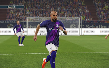 PES2020 | Official Kit | PC | PS4 | By Adam Bhatti