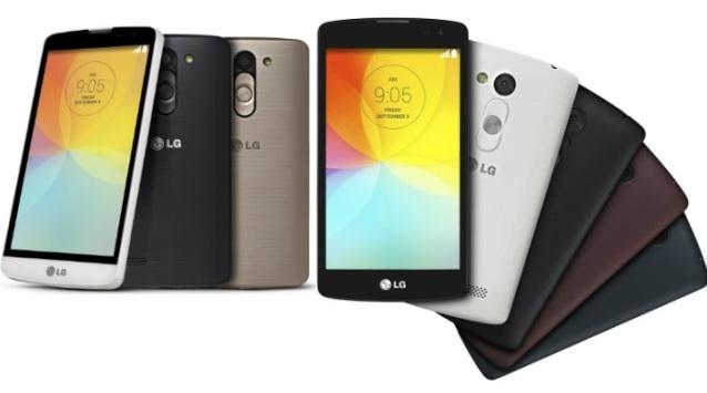 Spesifkasi dan Harga HP LG L Fino Tahun ini, HP Murah OS Sudah Android Kitkat