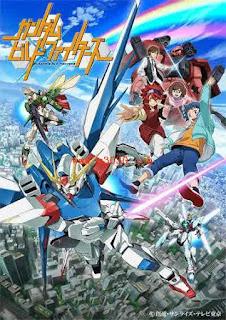 Download Gundam Build Fighter Subtitle Indonesia Batch Episode 1 – 25