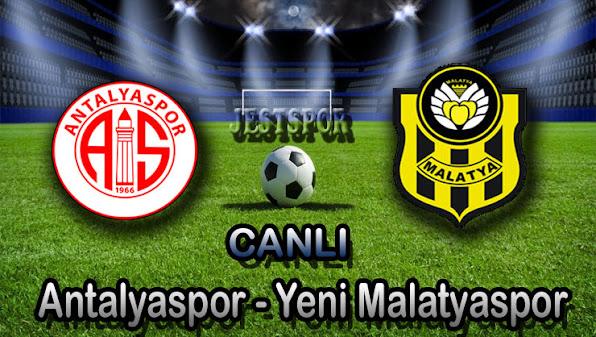 Antalyaspor - Yeni Malatyaspor Jestspor izle