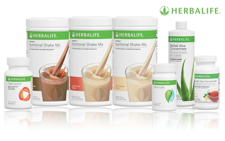 paket diet herbalife ultimate