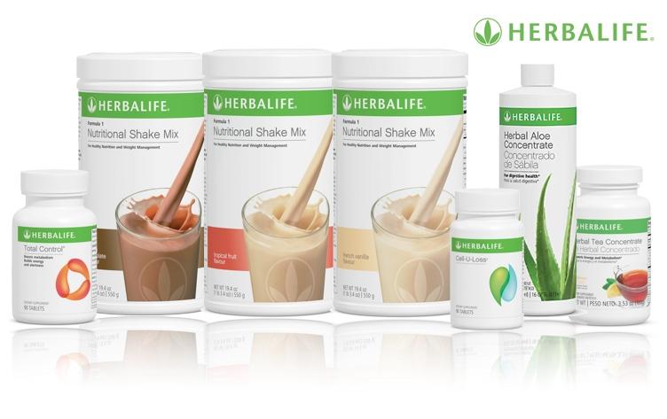 paket diet herbalife ultimate