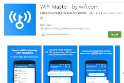 Cara Menggunakan Aplikasi WiFi Master di Android