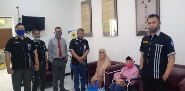 Keluarga Khairi Amri KAMI Medan Ngadu Ke Komnas HAM