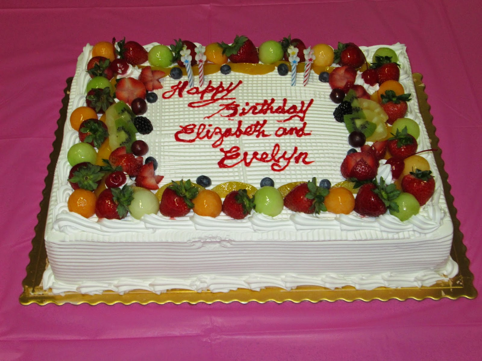 Evelyn S Cake Decorating Winnipeg