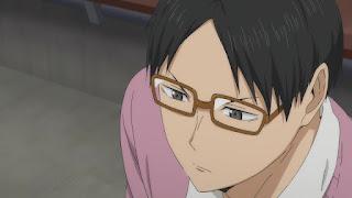 ハイキュー!! アニメ 2期17話 嶋田誠   HAIKYU!! Karasuno vs Wakutani minami
