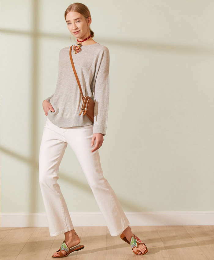 sweaters tejidos primavera verano 2021 moda mujer