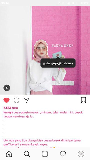 Endorse JH Pandora Wallet