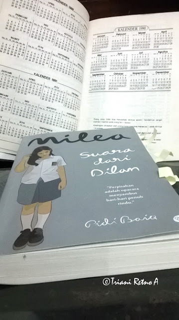resensi novell Milea karya Pidi Baiq