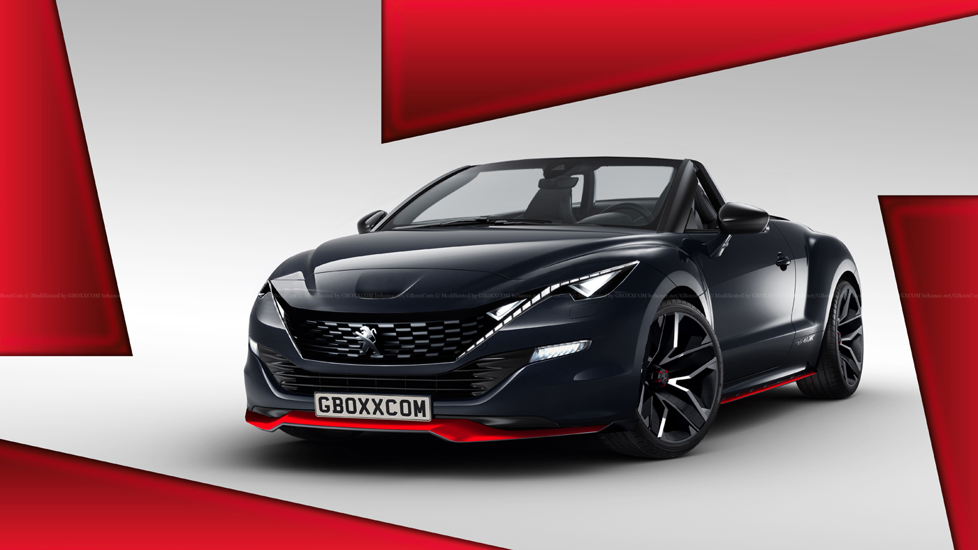 we 39 d love to see a new peugeot rcz but sadly it won 39 t happen carscoops. Black Bedroom Furniture Sets. Home Design Ideas