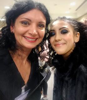 Luna Melis - X factor 2018 - Master Class - Mac Cosmetics - Ilenia Giuliano - Cassandra Make Up Artist