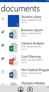 documentos skydrive